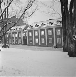Uppsala läns landsting, kvarteret Trädgården, Uppsala februa