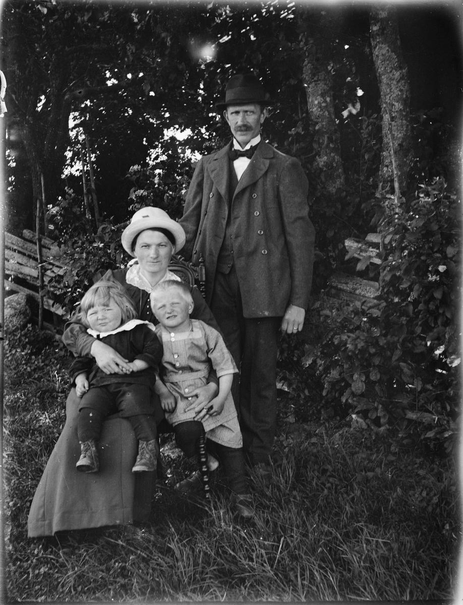 Man, kvinna och barn, Uppland
