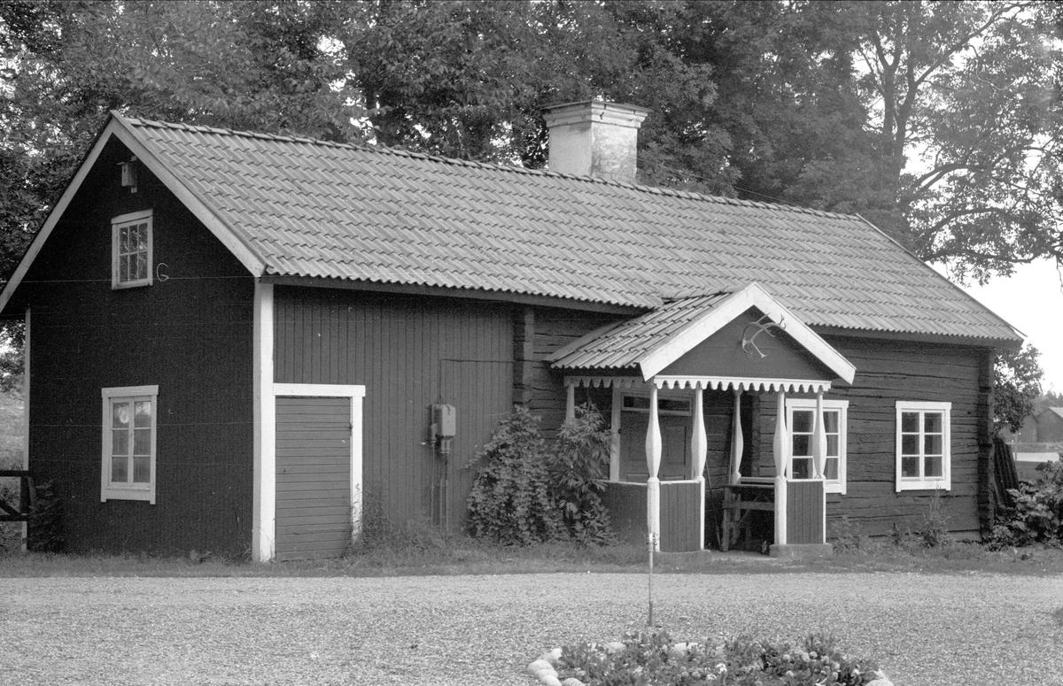 Tillbyggd hydrofor och brygghus, Lytta 1:4 och 1:6, Lytta, Bälinge socken Uppland 1976