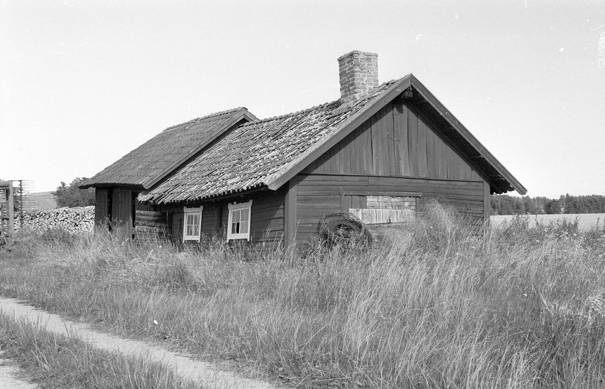 Uthus, Bälinge-Tuna 10:1, Tuna, Bälinge socken, Uppland 1983