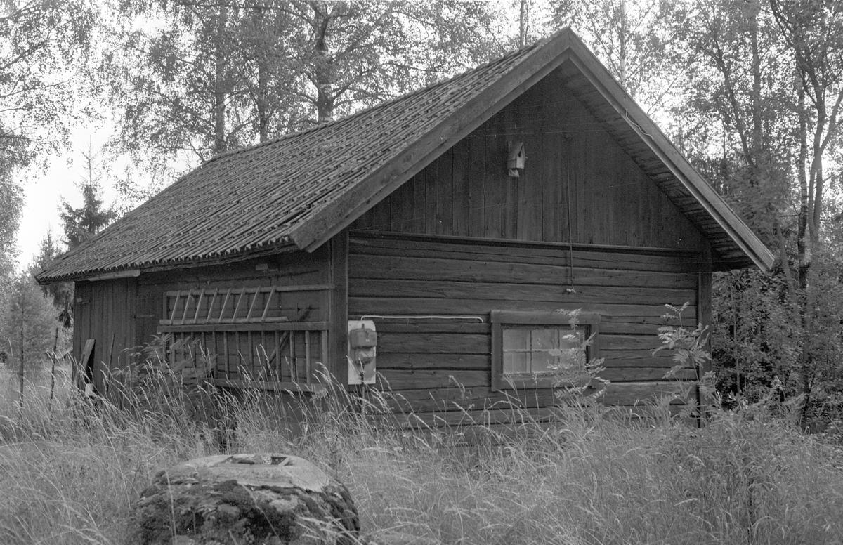 Ekonomibyggnad, Lyckebo, Rasbo socken, Uppland