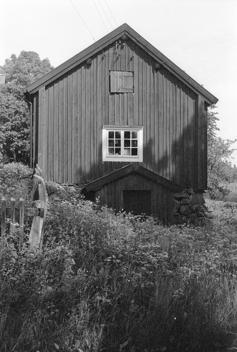 Bodlänga, Burvik 3:10 och 2:17, Burvik, Knutby socken, Uppland 1987