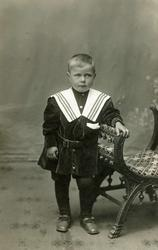 Portrett av Søren Snartemo, Konsmo. Audnedal.