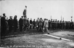 Åpning av Stadion Sandnes