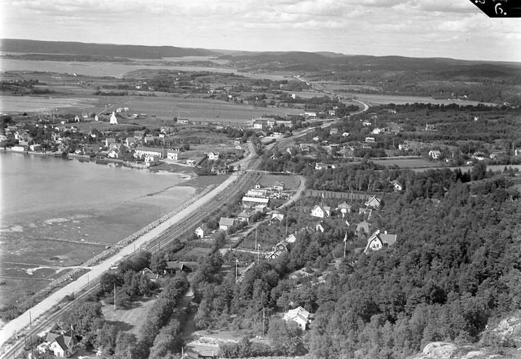 """Enligt Flygtrafik Bengtsfors: """"Stenungsund Bohuslän""""."""