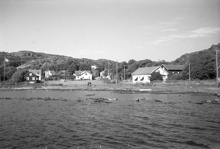 """Enligt AB Flygtrafik Bengtsfors: """"Nösund Bohuslän"""".                     ::"""