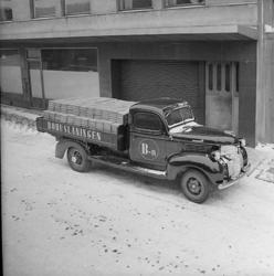 """Enligt notering: """"Bohusläningens bil 28/2 1947""""."""