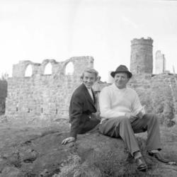 Vid Tureborg 1959