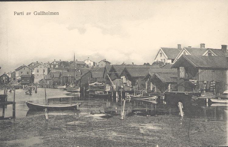 Gullholmen