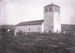 Morlanda kyrka 1903.