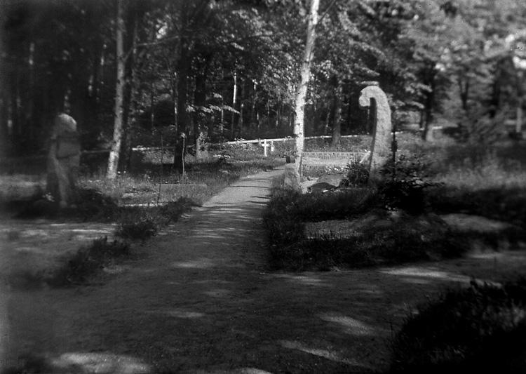 Kyrkogården på Koön