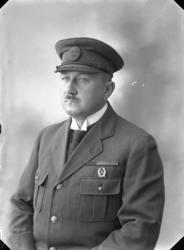 """Enligt fotografens journal nr 4 1918-1922: """"Kindal, Konsul C"""