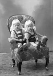 Tvillingarna Håkan och Lars, Varekilsnäs