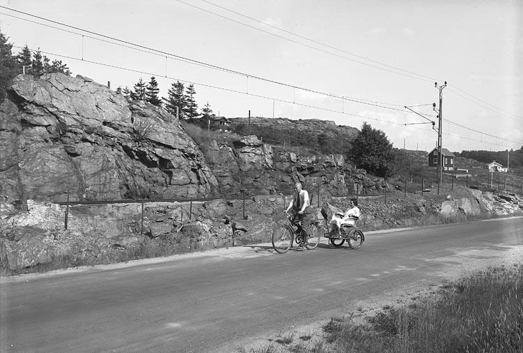 """Boethius, Advokat, Solgårdens Turisthotell"" enligt fotografens journal nr 6 1930-1943"