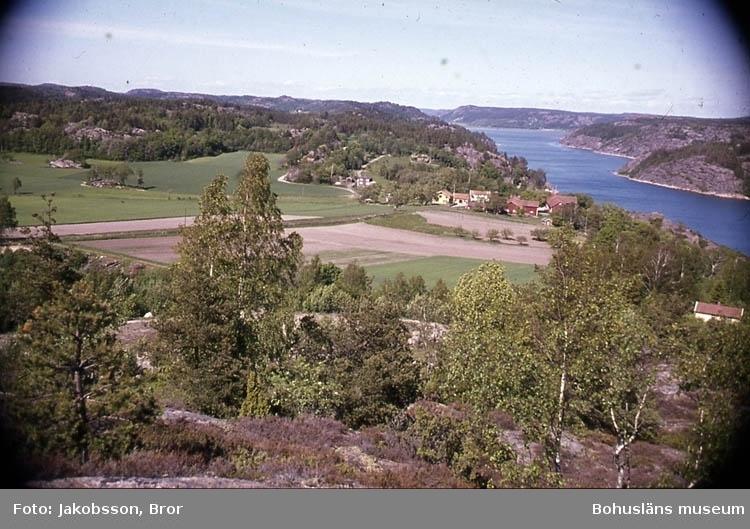 """""""Förbi Rödsliden och Uleberget m. Åbyfjordens bott""""."""