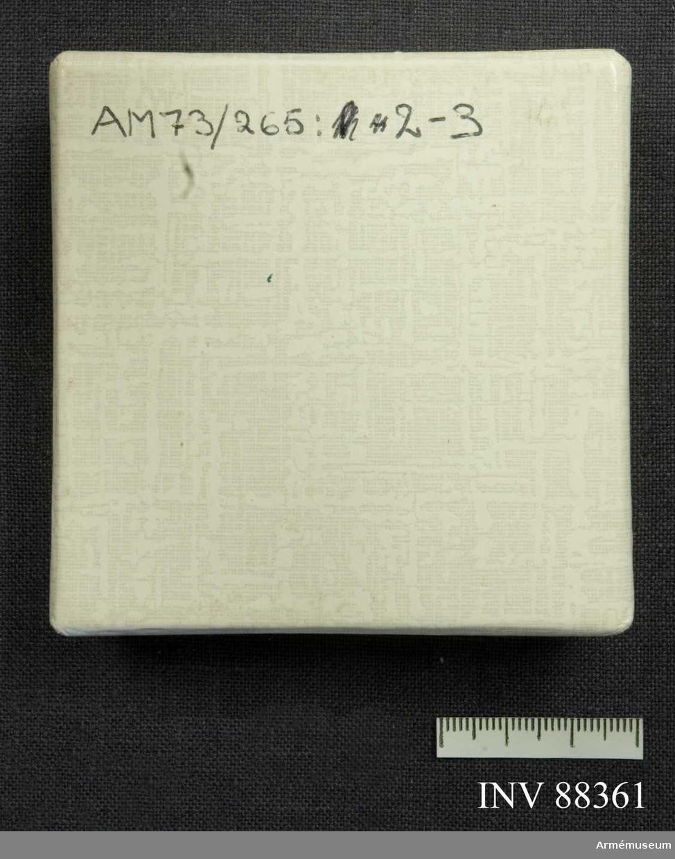 Inskrift baksida: Överste P Kellin 1955.