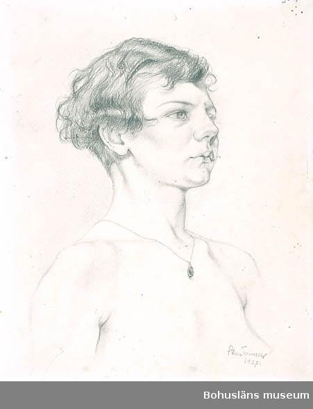 Ung kvinna