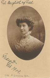 Margit Petersen.