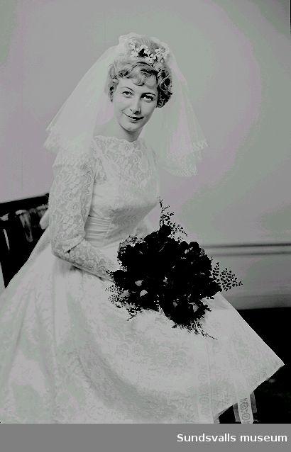 Exempel på porträtt ur samlingen.