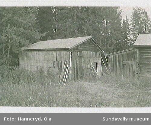 Kulturmiljöinventering i Stöde.