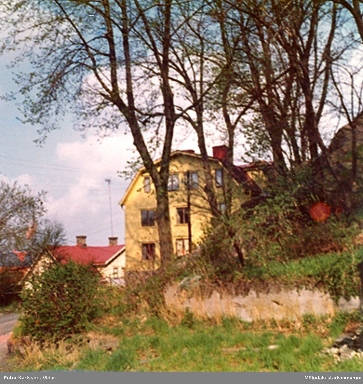Roten G9, Norénska stiftelsens bostadshus (Johannehöjd), år 1974.