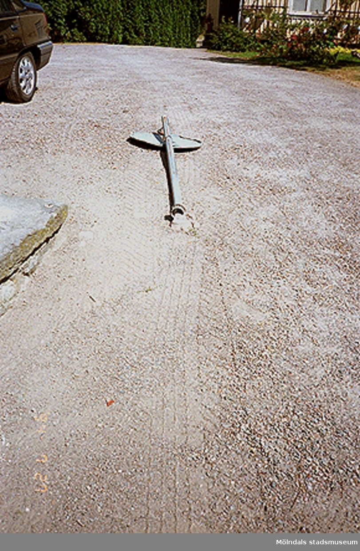 Sommarprogram på Gunnebo 1994-07-07 - 1994-08-11.