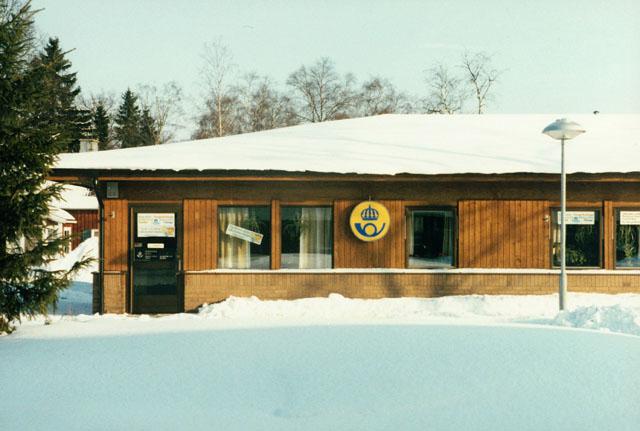 Postkontoret 360 73 Lenhovda Storgatan 31