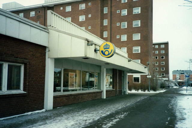 Postkontoret 250 08 Helsingborg Skaragatan 90