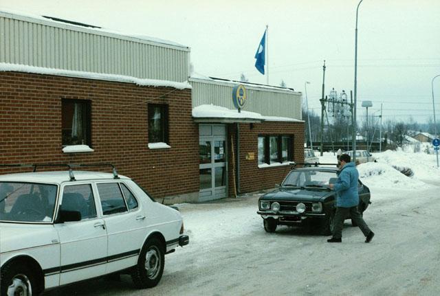 Postkontoret 690 70 Pålsboda Köpmangatan 3
