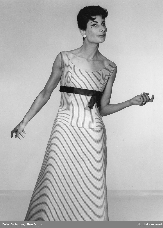 DigitaltMuseum Klänning | Klänningar, Kläder och Mode
