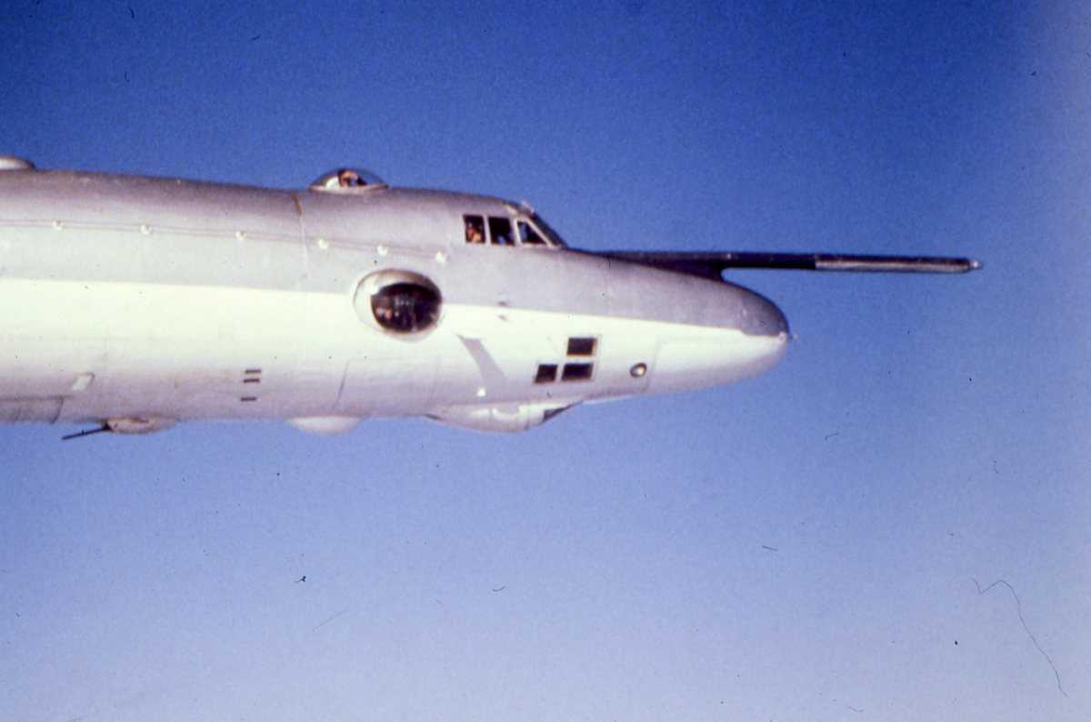 Russisk fly av typen Bison B.