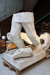 Skulptur av Arne N. Vigeland