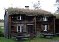 Nybygget fjellstue, Inndal