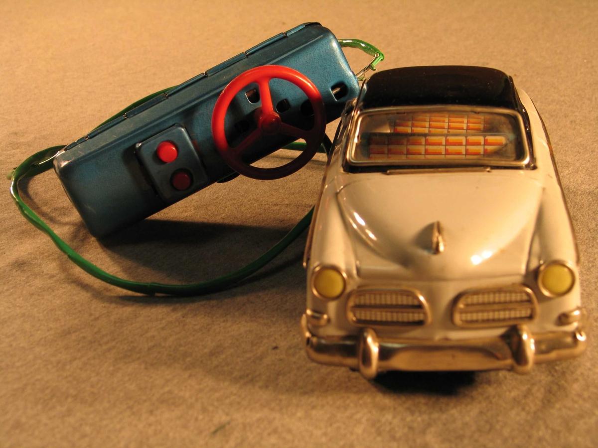 Bil - leiketøy