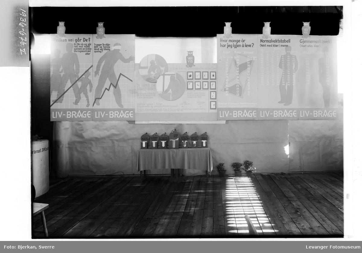 Fra Jubileumsutstillinga i Levanger, 1936 II