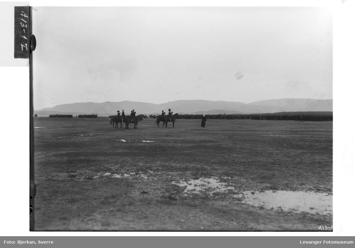 Oversiktsbilde fra Rinnleiret sommeren 1905 I