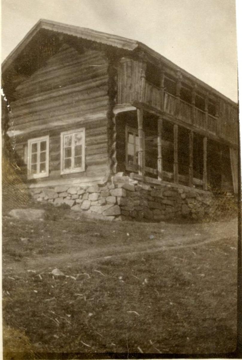 Våningshus, Botne i Berdal