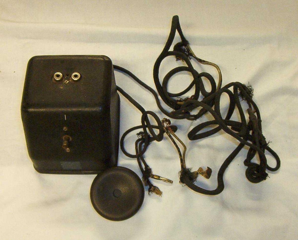 Radiomottager