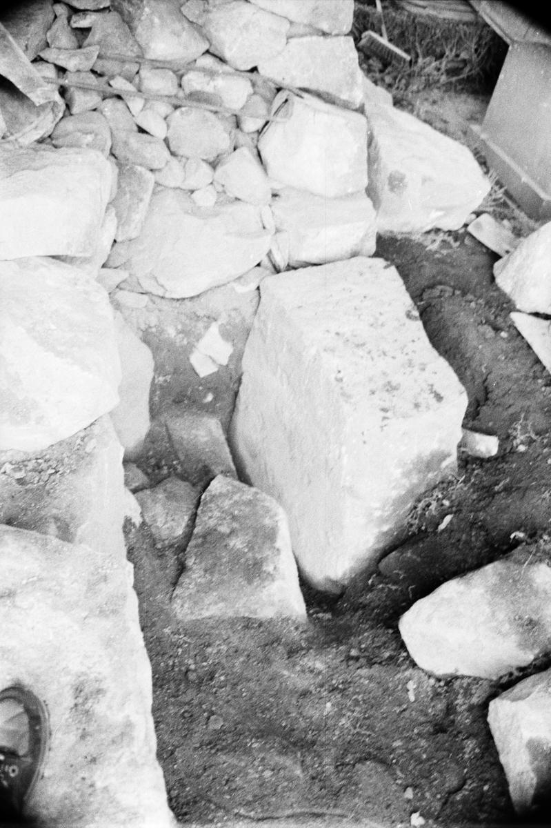 Kungsgårdsplatån - Arkeologi Gamla Uppsala 1992