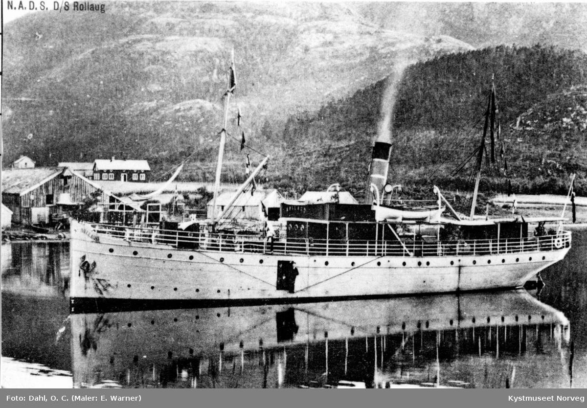 Lokalbåten, D/S Rollaug