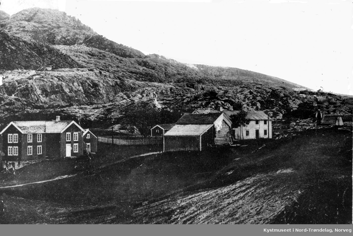 Leka kommune, Rossvika