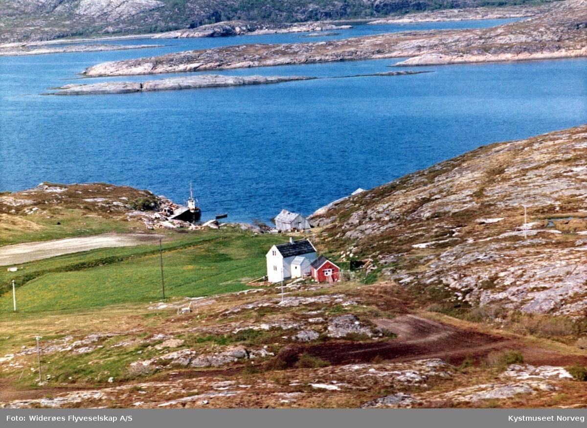 Vikna kommune, Vågøya