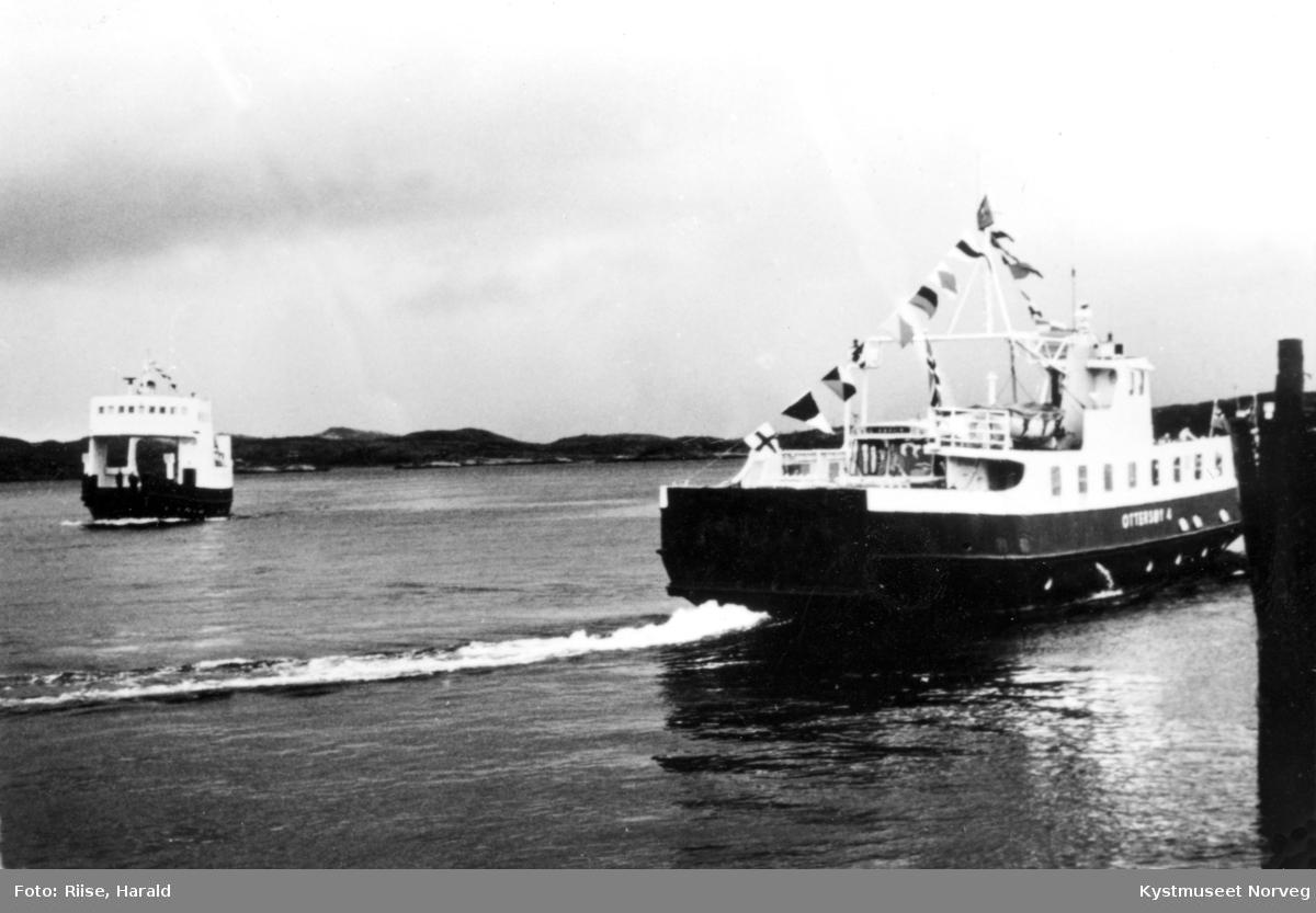 """Ferja """"Ottersøy 4"""""""