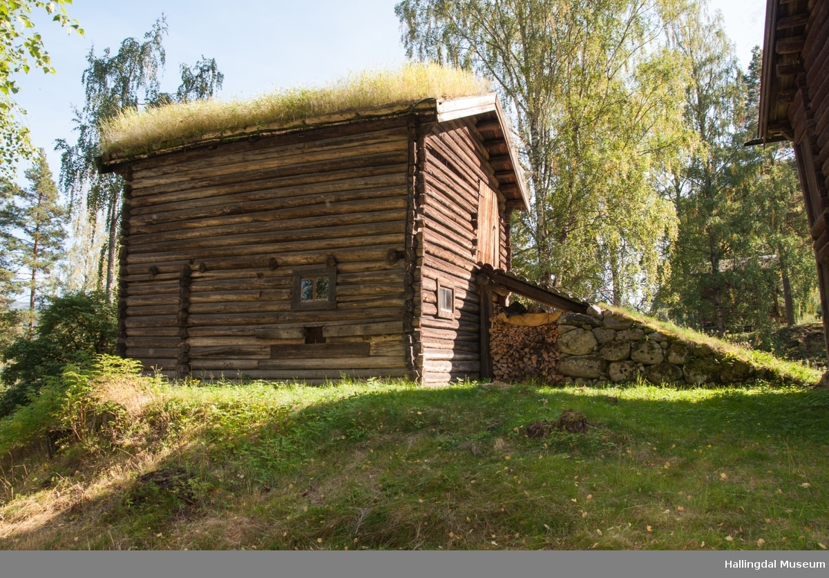 Stalltrev fra prestegården, Nes