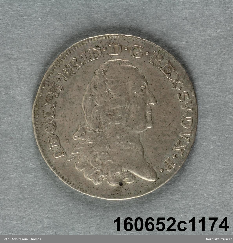 Från den svenska besittningen Pommern som omfattade delar av nuvarande Tyskland och Polen.