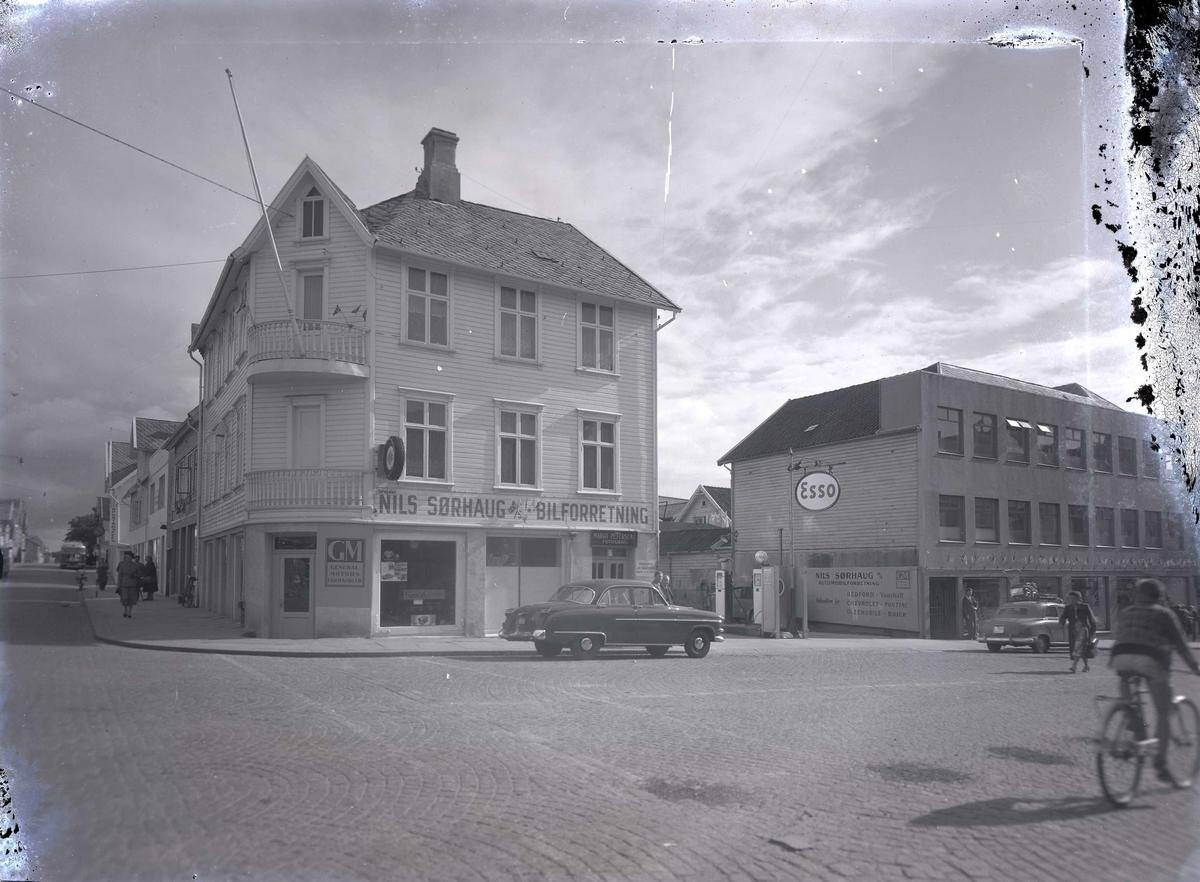 Kjøretøy - byhus