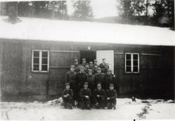 Arbeidstenesta ved Røsstjern i Ringerikstraktene 1943-44. Ha