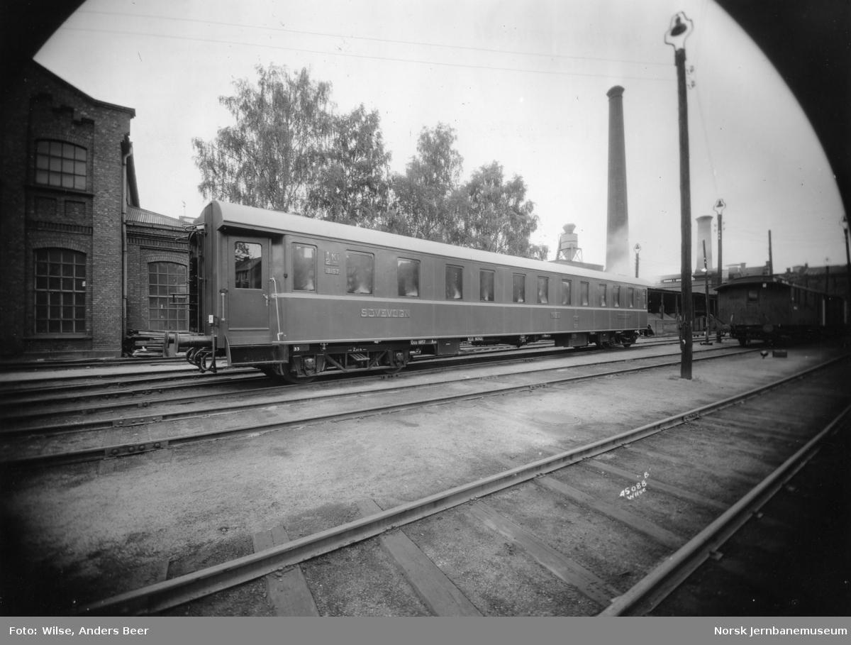 Sovevogn litra Ao1b nr. 18157