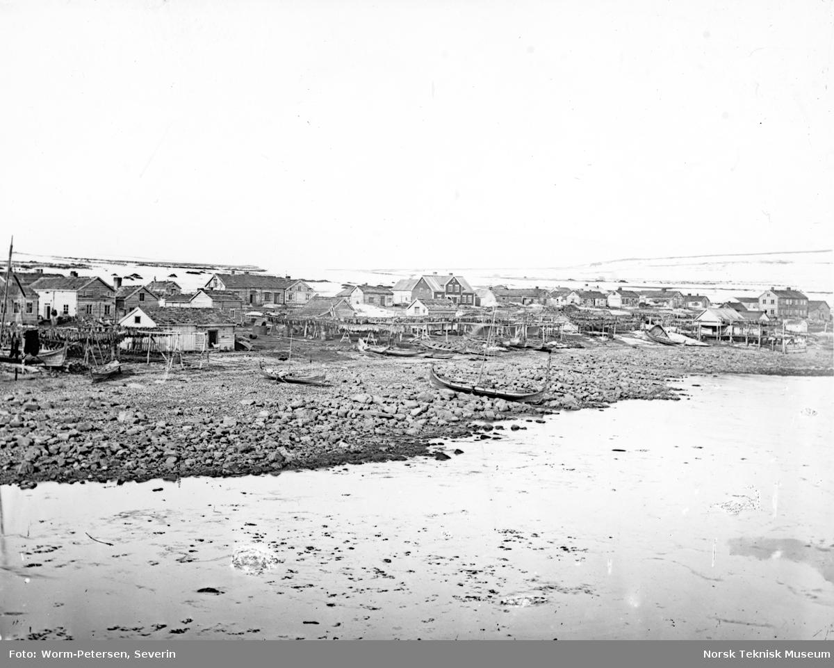 Kvenbyen i Vadsø