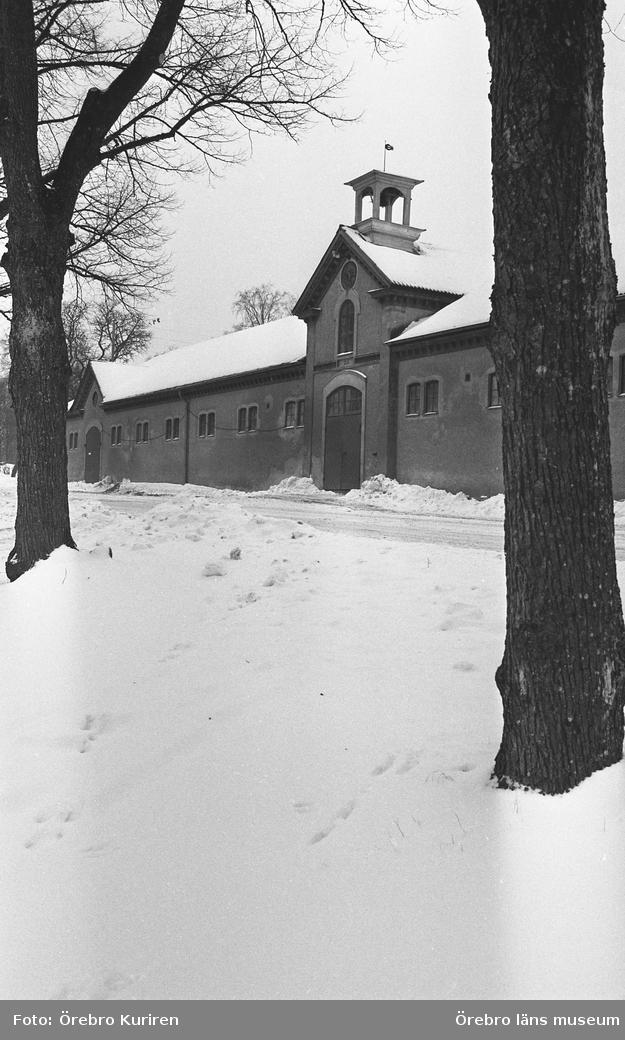 Karlslund gamla kåkar 12 februari 1972